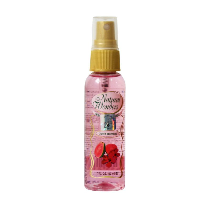 Natural Wonders Guava Blossom Body Spray [60 mL]
