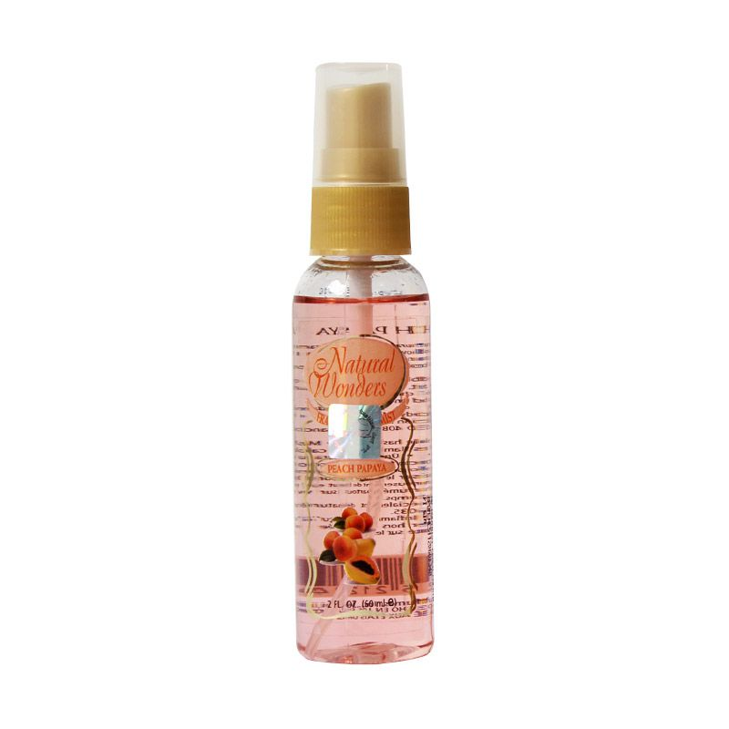 Natural Wonders Peach Papaya Body Spray [60 mL]