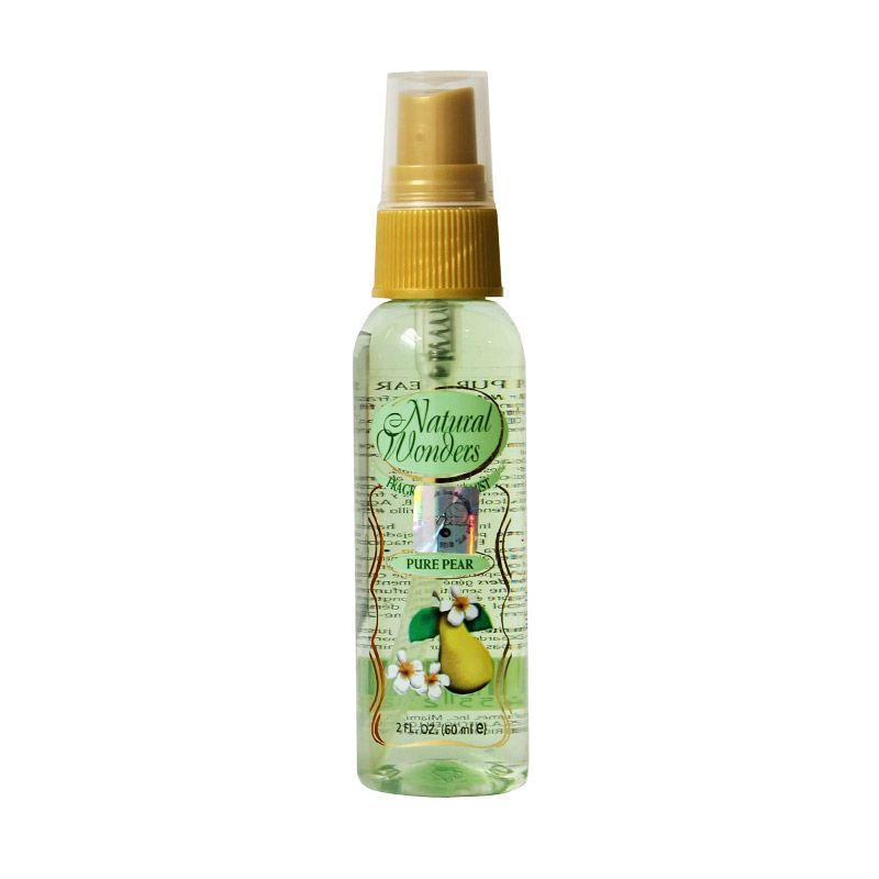 Natural Wonders Pure Pear Woman Body Spray [60 mL]
