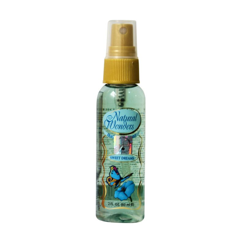 Natural Wonders Sweet Dream Body Spray Wanita [60 mL]