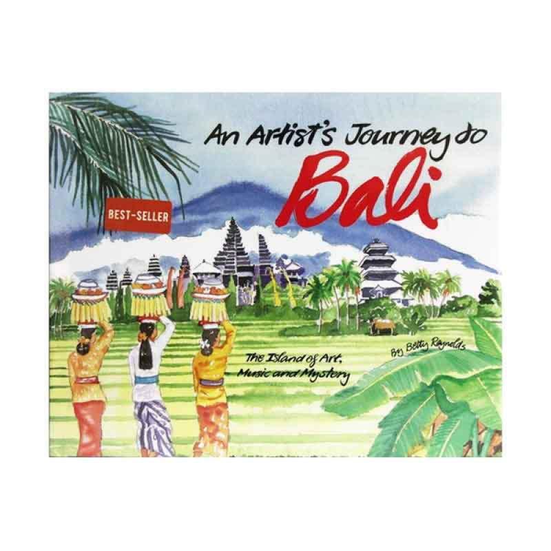 CT Artist's Journey to Bali