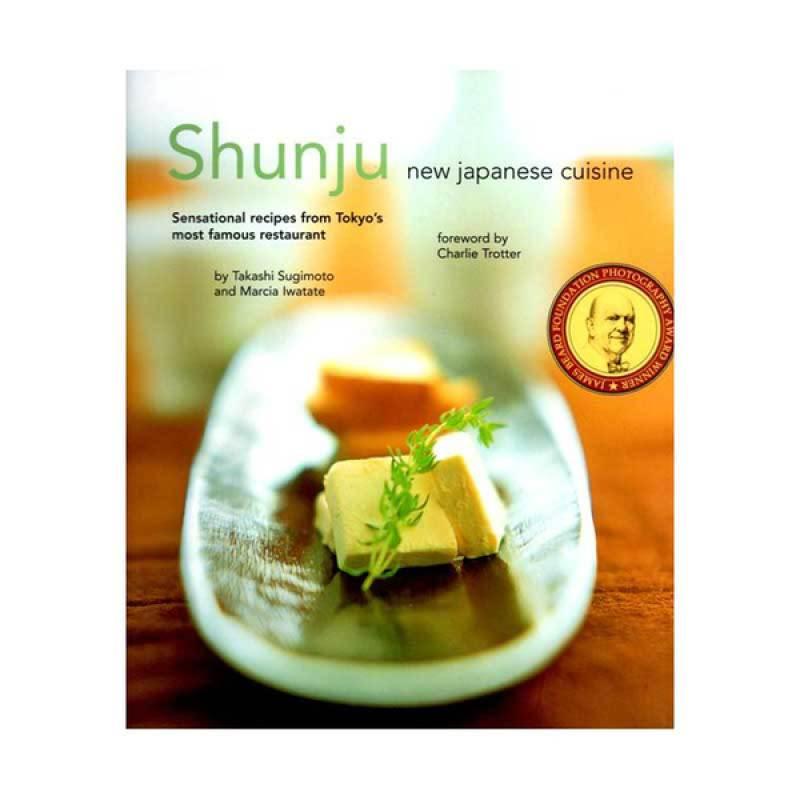 Shunju: New Japanese Cuisine(JE)
