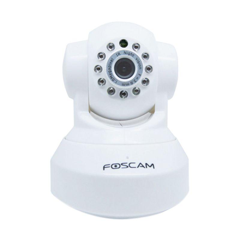 Foscam FI9816P Putih Wireless IP Camera [720P/HD]