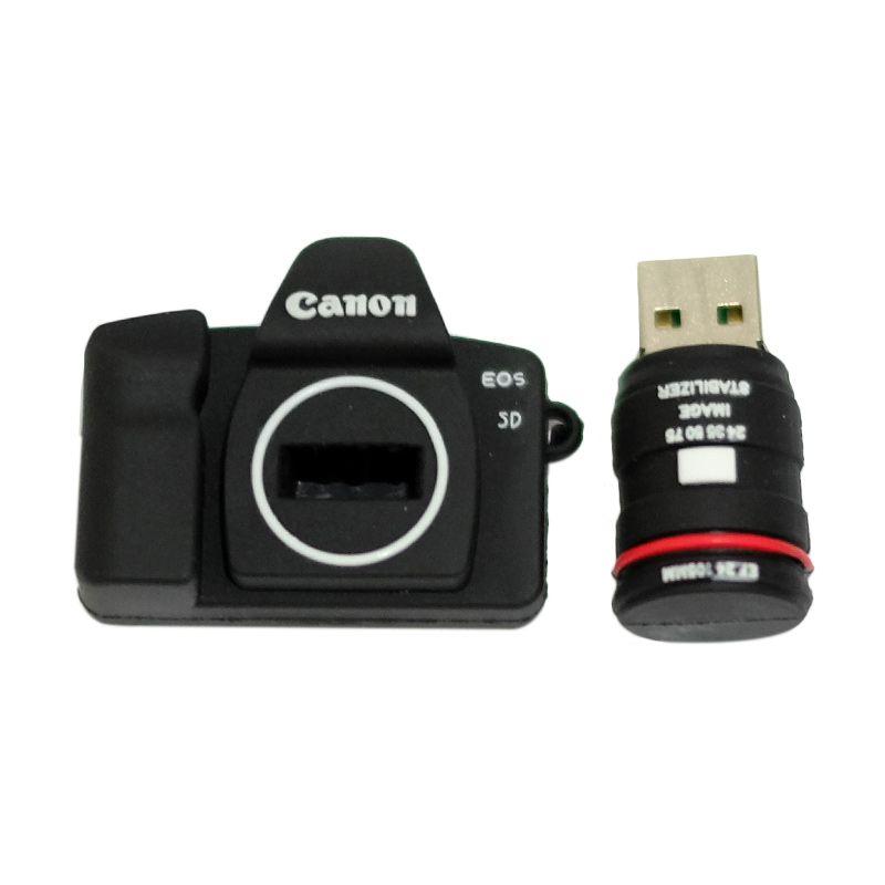 Peritekno Kamera Canon 8 GB Flashdisk