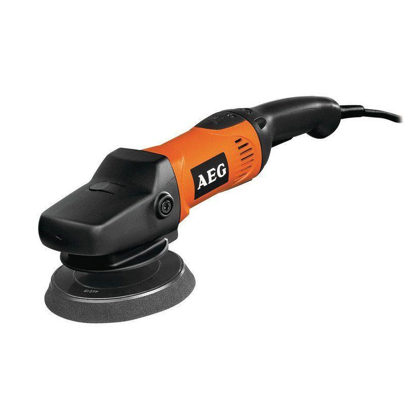 AEG PE-150 Orange Mesin Poles [6 Inch]