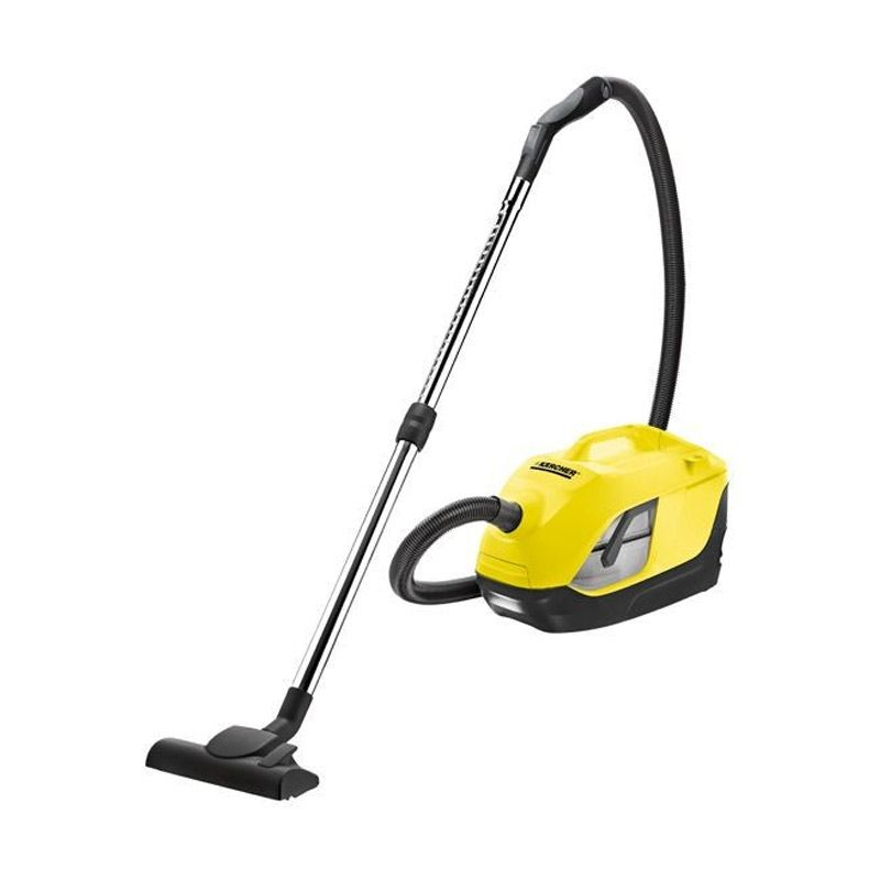 Karcher Vacuum Cleaner Water dan HEPA Filter DS5.800 - Kuning