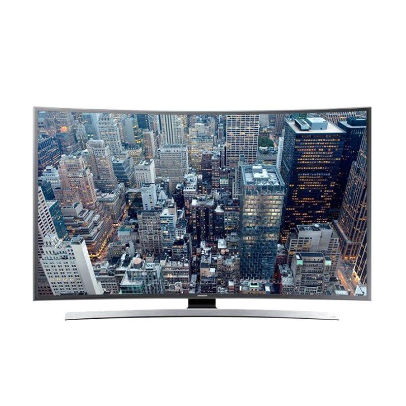 Samsung Curved UHD 40JU6600 TV LED [40 Inch]