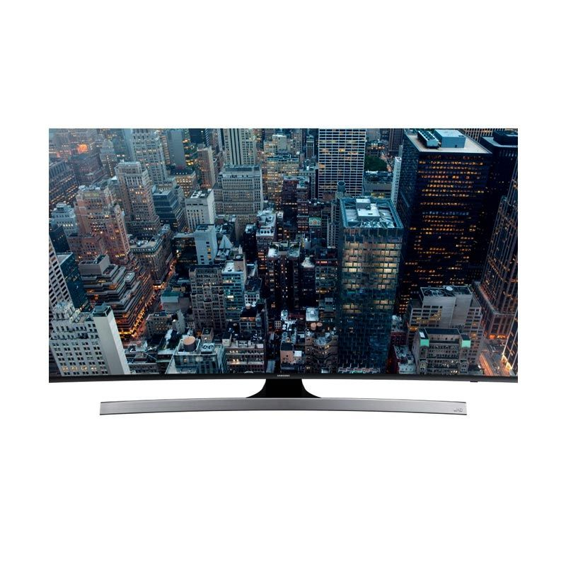 Samsung UA48JU7500 Hitam LED TV [48 Inch]