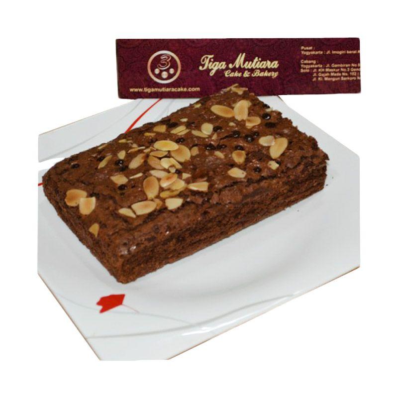 3 Mutiara Brownies Panggang [ Area JABODETABEK ]