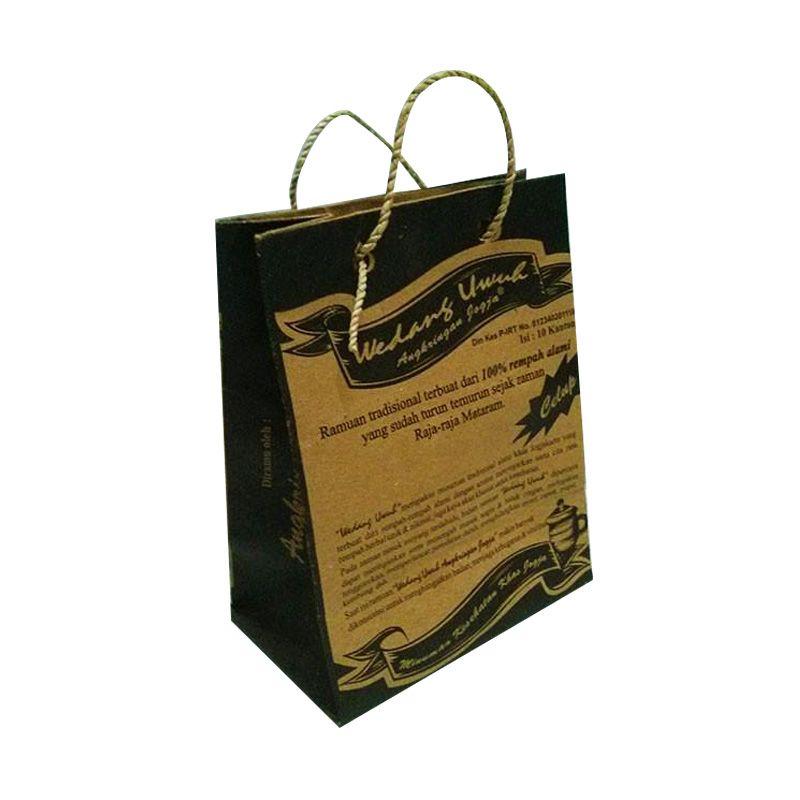 Wedang Uwuh Racikan Bag Minuman Herbal [10 Sachet/Area JABODETABEK]
