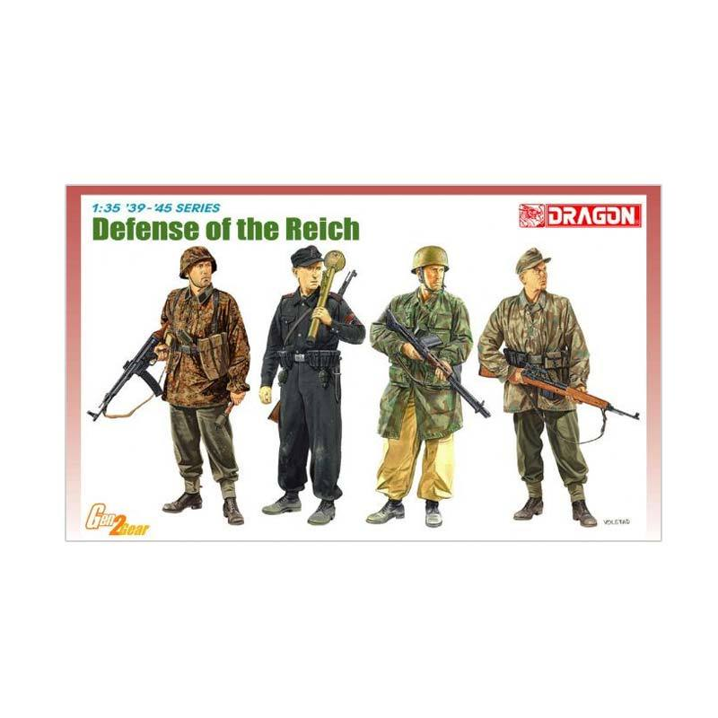 Dragon German Infantry Defense of the Reich