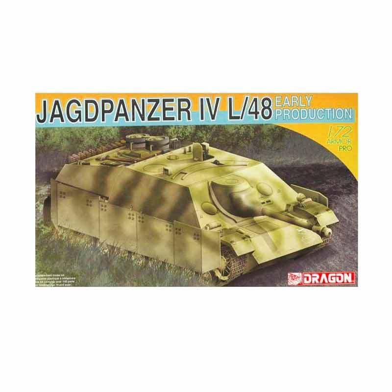 Dragon Jagdpanzer IV L/48 Early Production - Model Kit