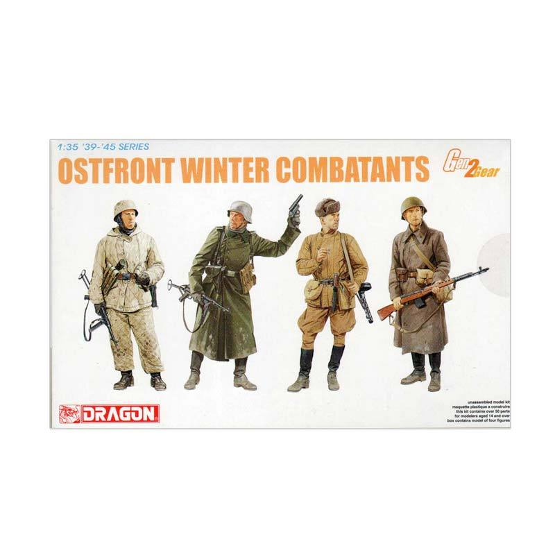 Dragon Ostfront Winter Combatants