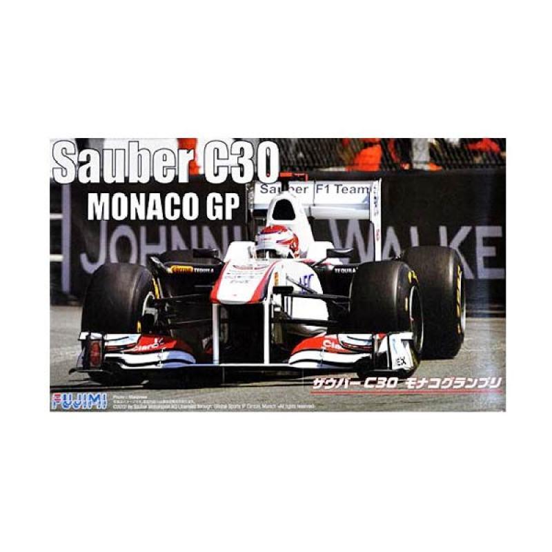 Fujimi Sauber C30 Monaco