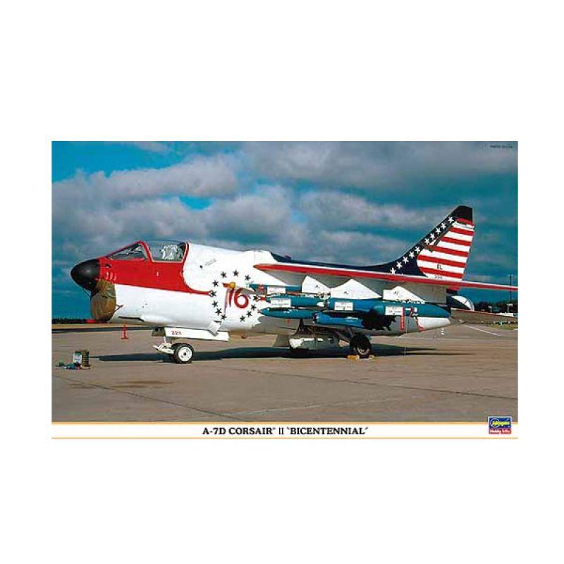 Hasegawa 1/48 A-7D Corsair II Bicentennial