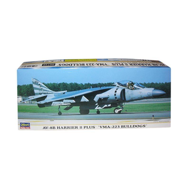 Hasegawa AV-8B Harrier II Plus VMA-223 BULLDOGS