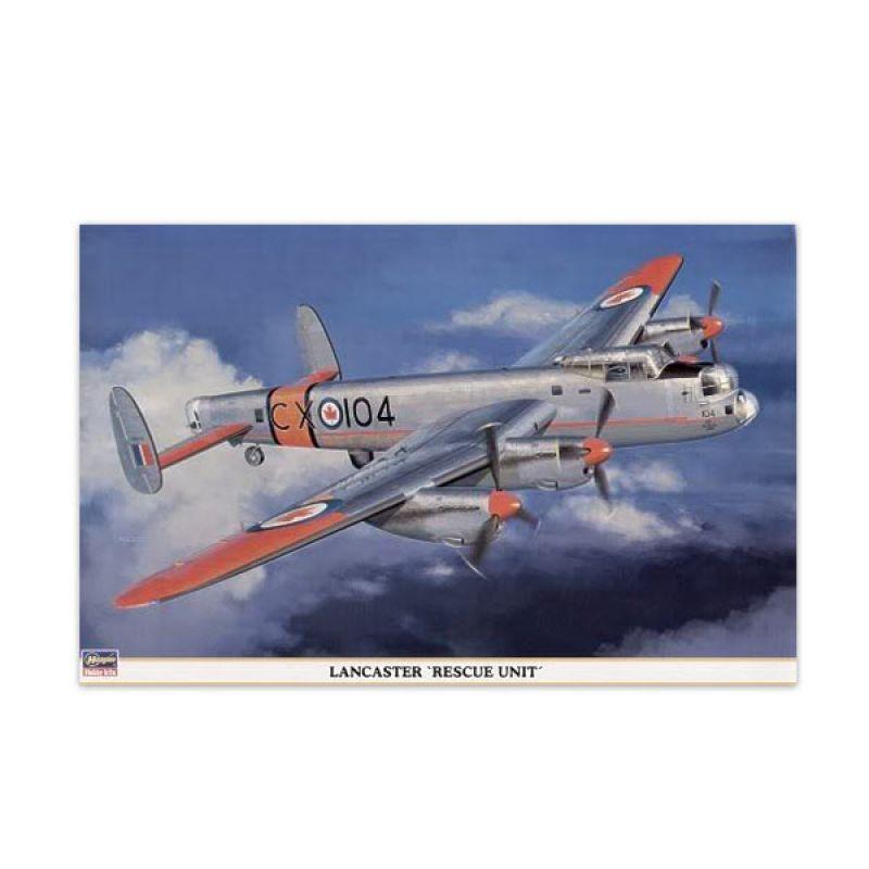 Hasegawa Avro Lancaster Rescue Unit