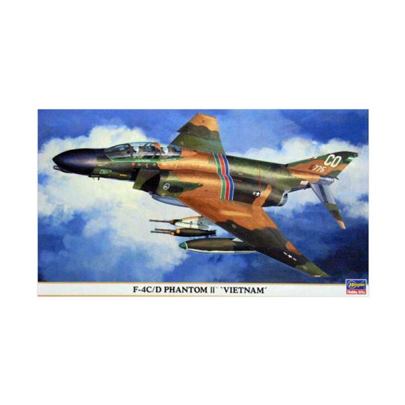 Hasegawa F-4C Phantom ll Vietnam