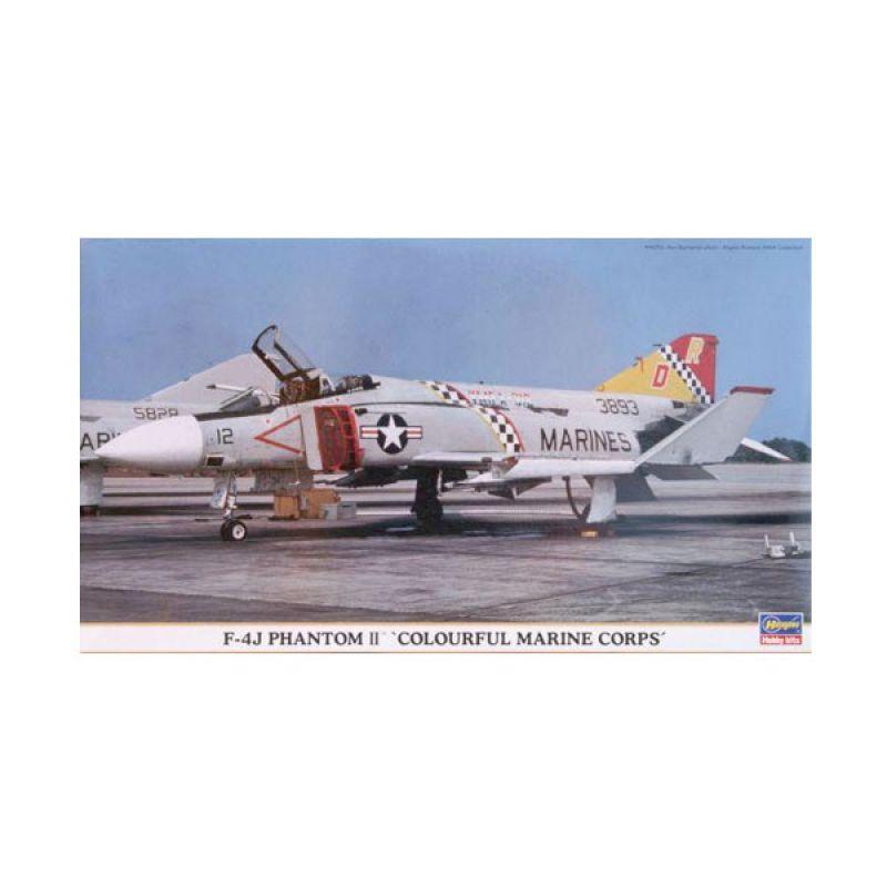 Hasegawa F-4J Phantom II Colourful Marine Corps