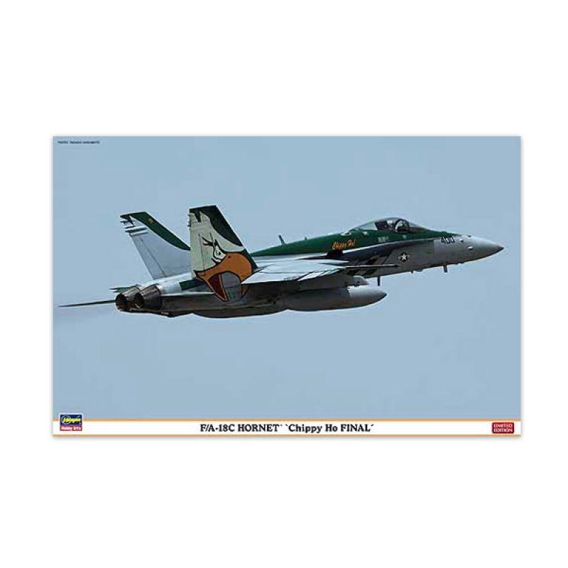 Hasegawa F/A-18C Hornet Chippy Ho Final