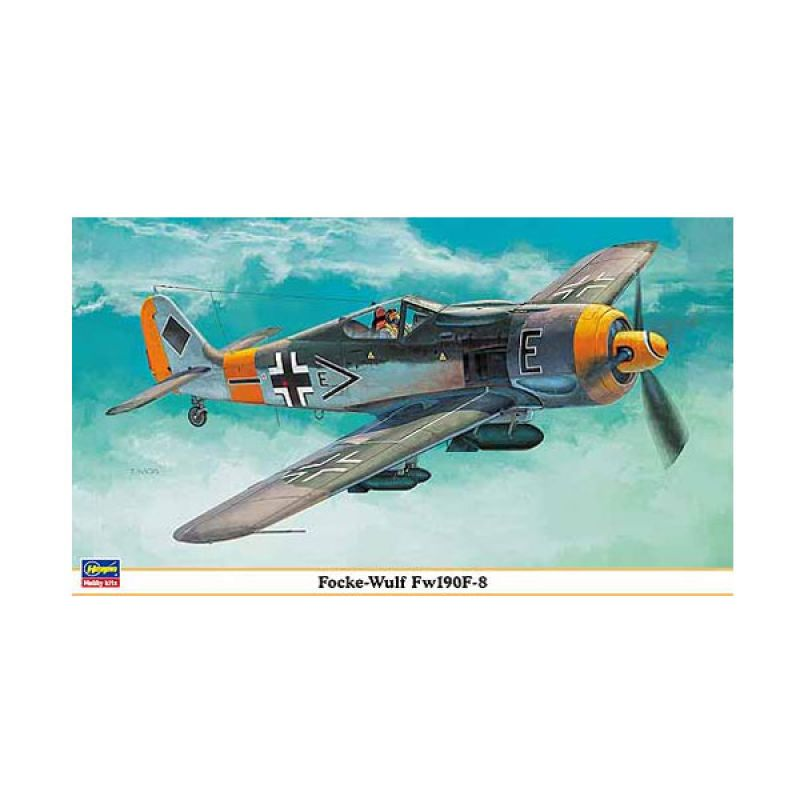 Hasegawa Focke Wulf Fw 190F 8