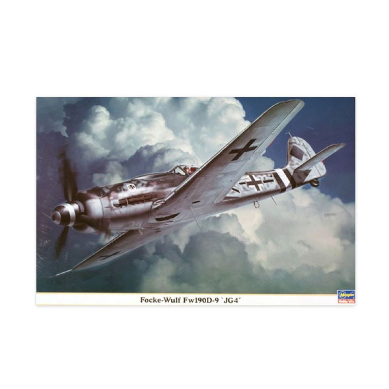 Hasegawa Focke-Wulf Fw190D-9 JG4
