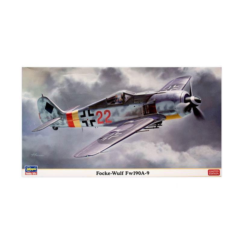 Hasegawa Focke Wulf Fw190A 9