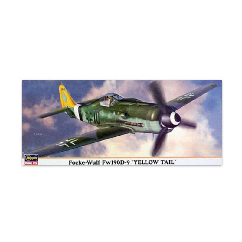 Hasegawa Focke-Wulf Fw190D-9 Yellow Tail
