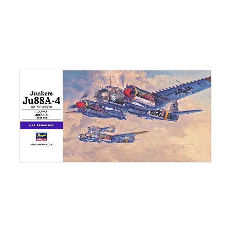 Hasegawa Junkers Ju88A-4