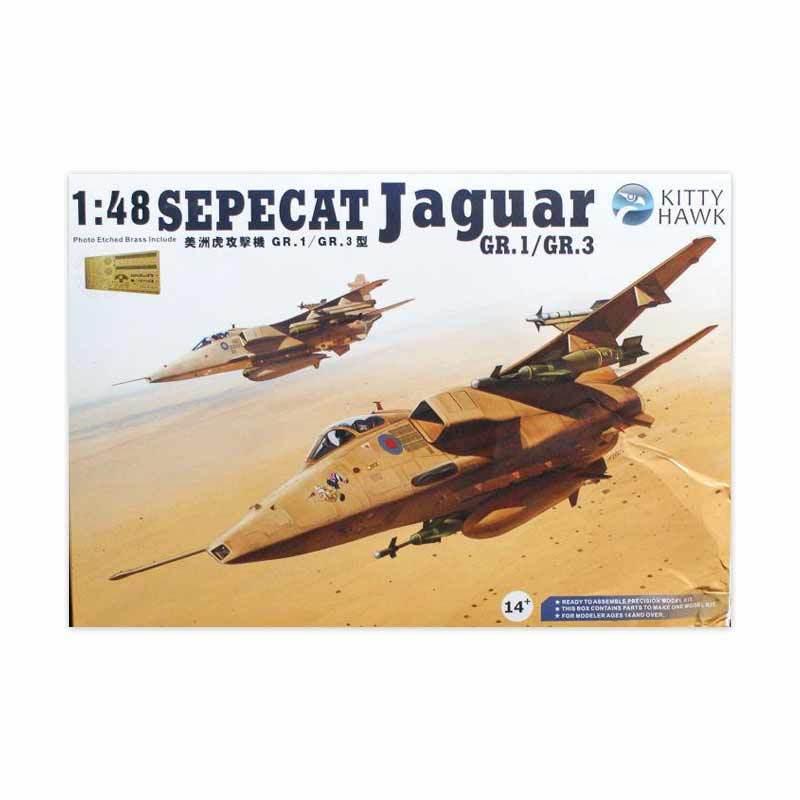 Kitty Hawk Sepecat Jaguar GR.1/GR.3