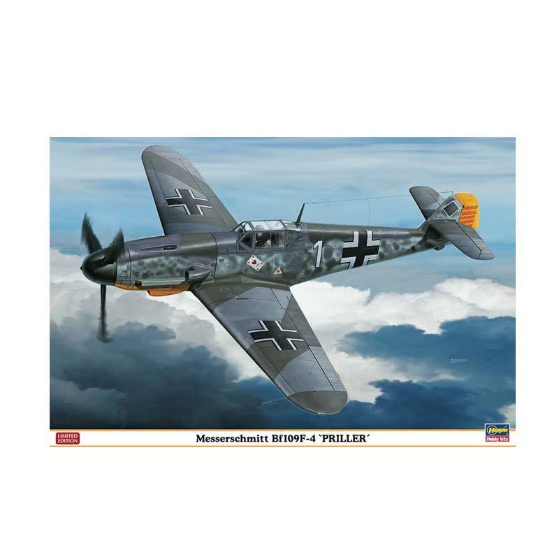 Hasegawa Messerschmidt Bf 109F 4 Priller