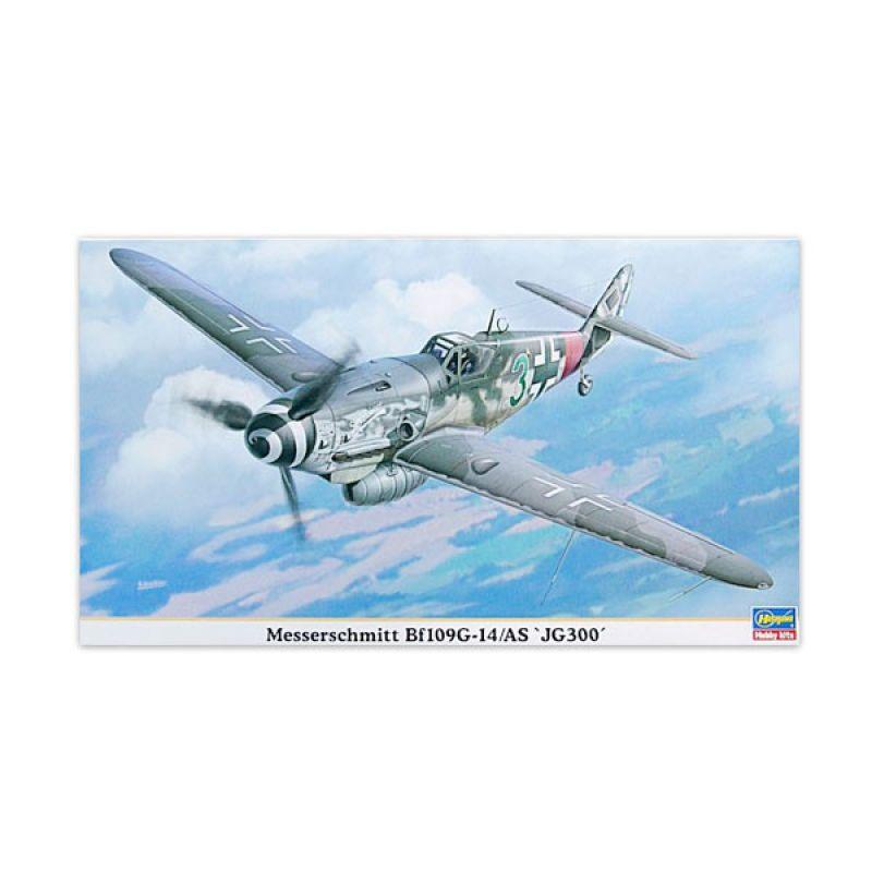 Hasegawa Messerschmitt Bf 109G14AS JG300