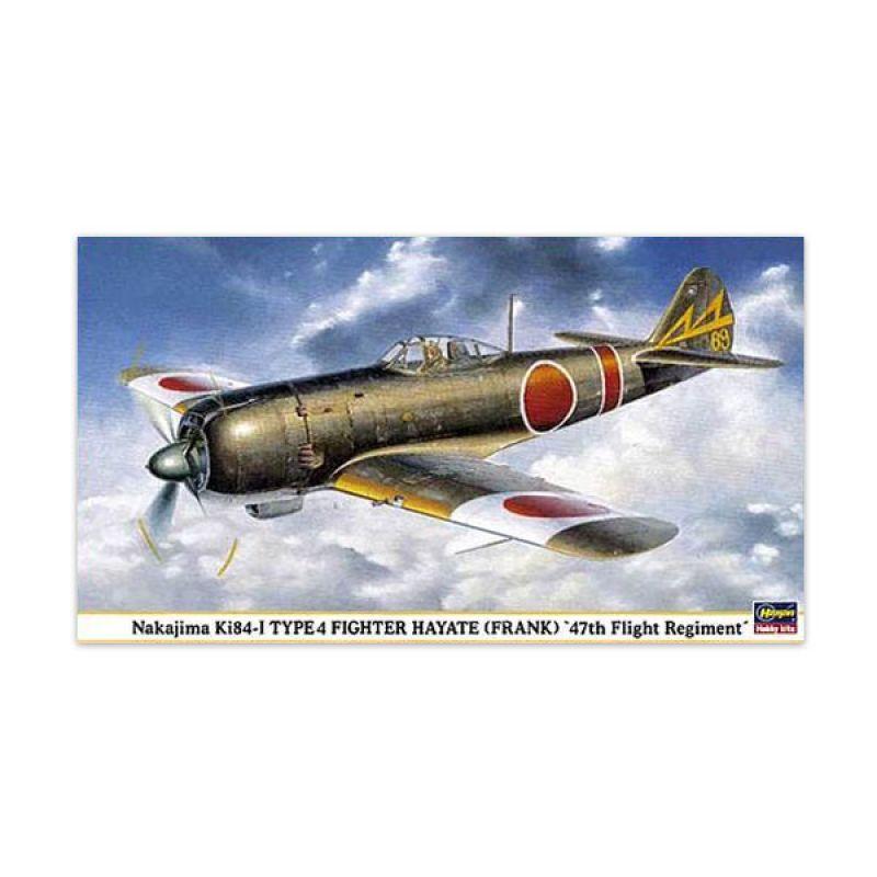 Hasegawa Nakajima Ki-84 Type 4 Fighter Hayate