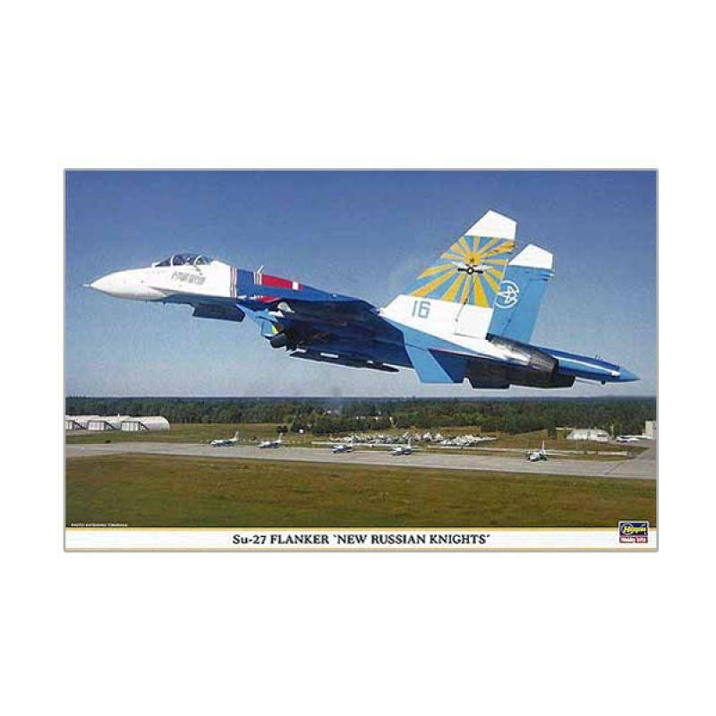 Hasegawa Sukhoi Su 27 Flanker Russian Knights
