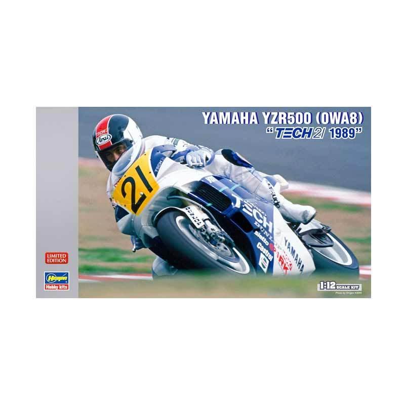 Hasegawa Yamaha YZR500 Tech 21 1989