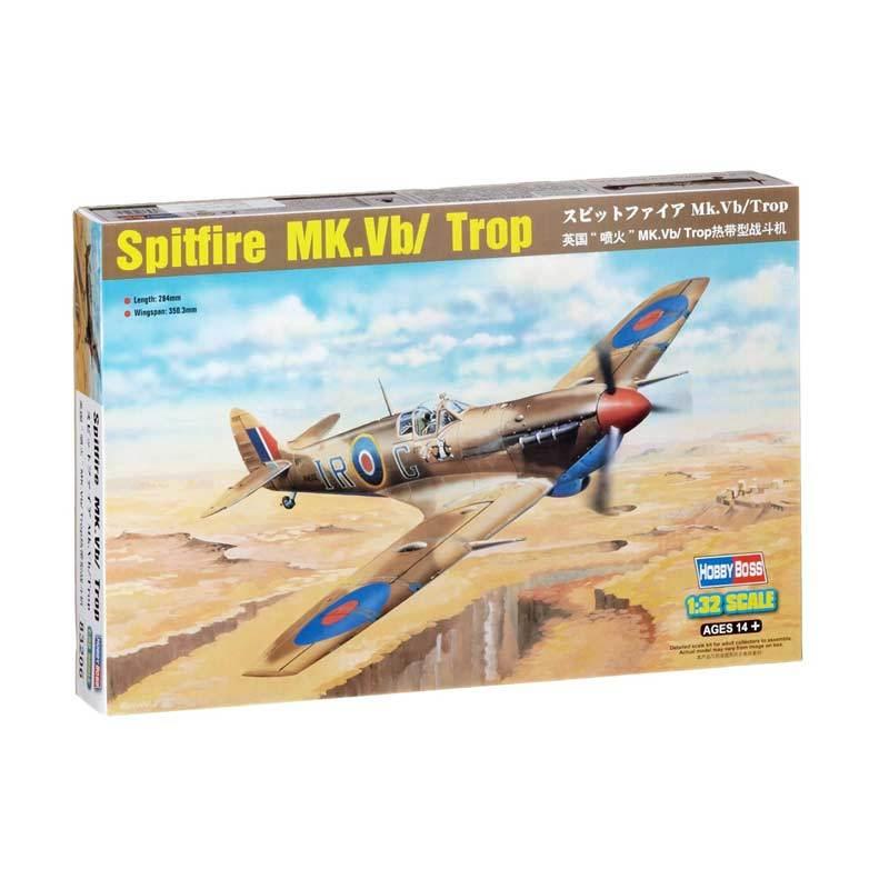 Hobby Boss Spitfire MK.Vb Trop