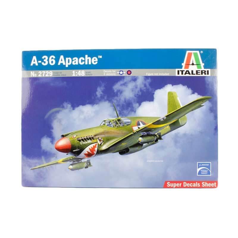 Italeri A-36 Apache - Model Kit