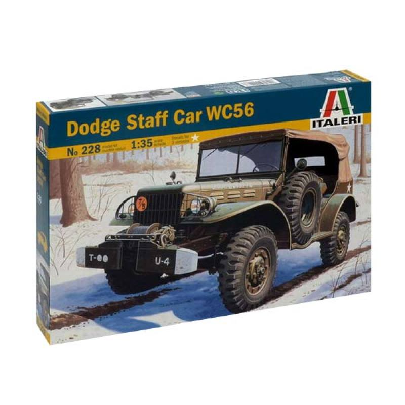 Italeri Dodge Staff Car WC56 - Model Kit