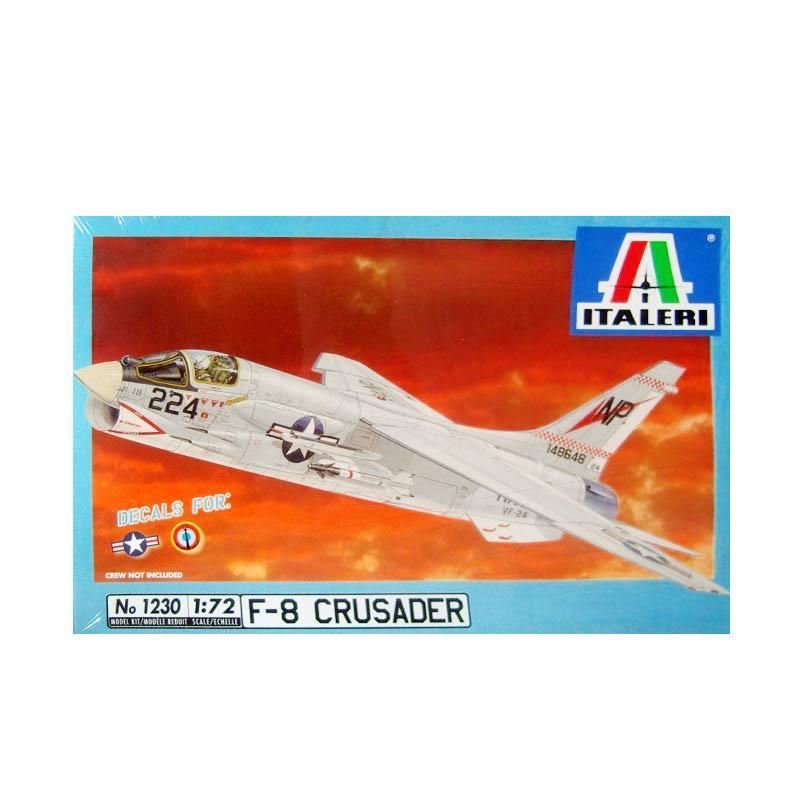 Italeri F-8 Crusader