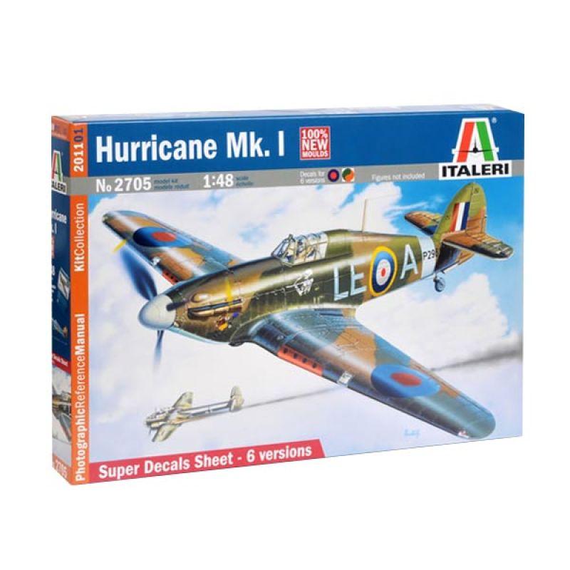 Italeri Hawker Hurricane Mk.I