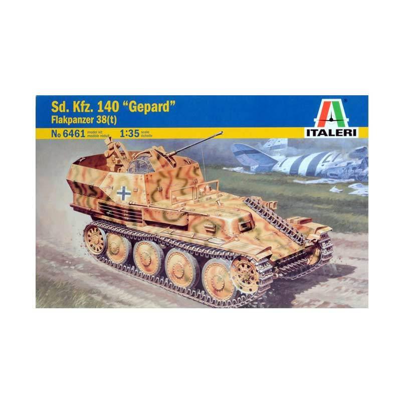 Italeri Sd. Kfz. 140 Flakpanzer 38(t) Gepard