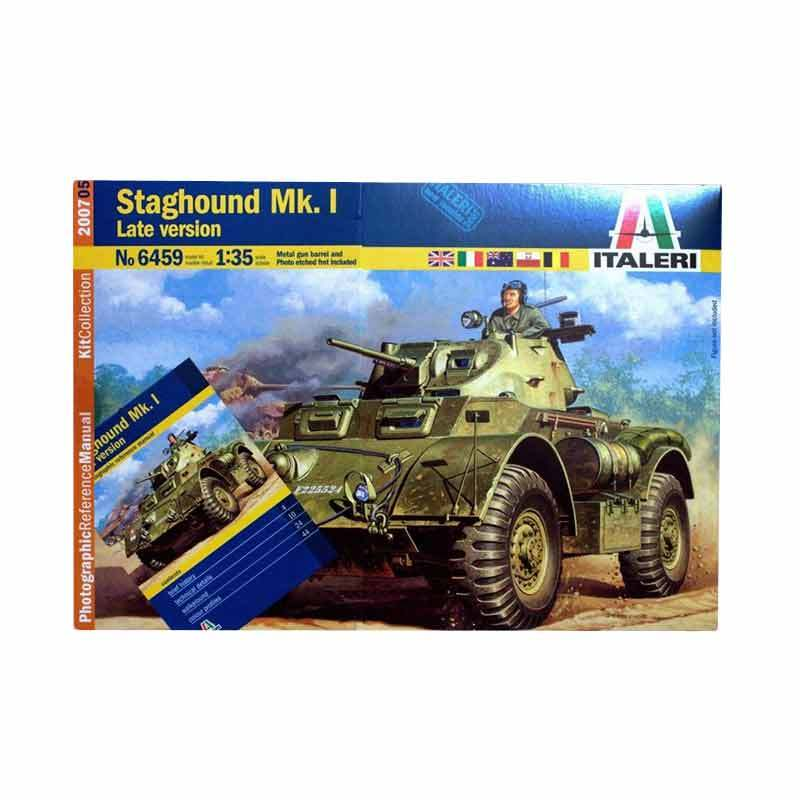 Italeri Staghound Mk. I Late Version