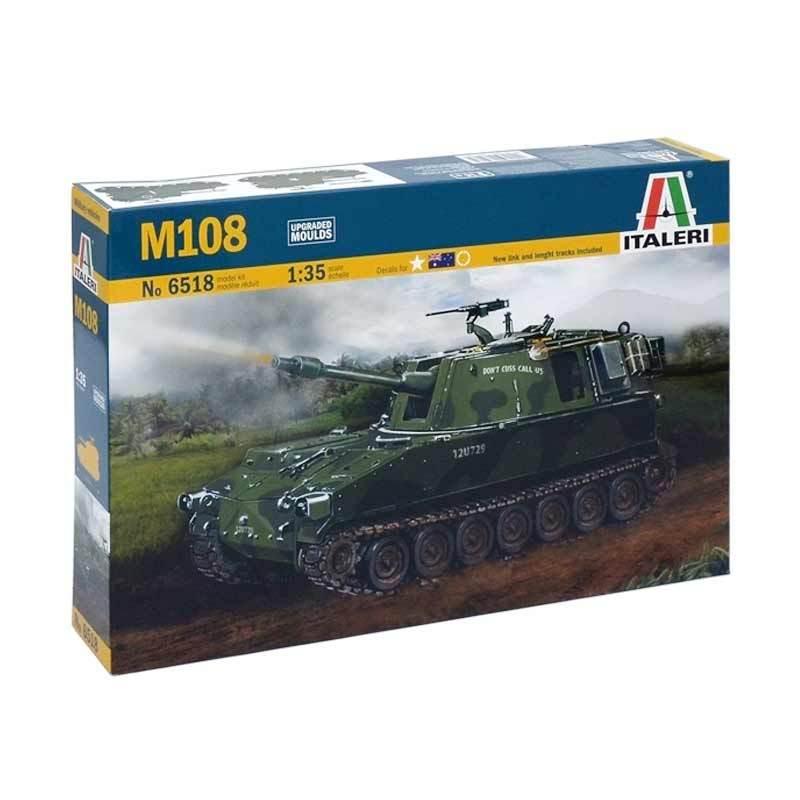 Italeri Tank M108