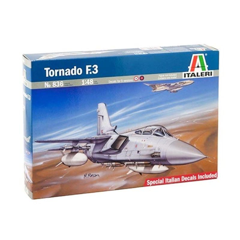 Italeri Tornado F.3 - Model Kit