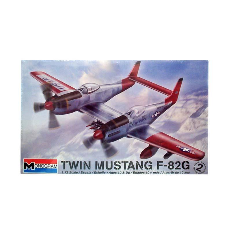 Monogram U.S. Twin Mustang F-82G