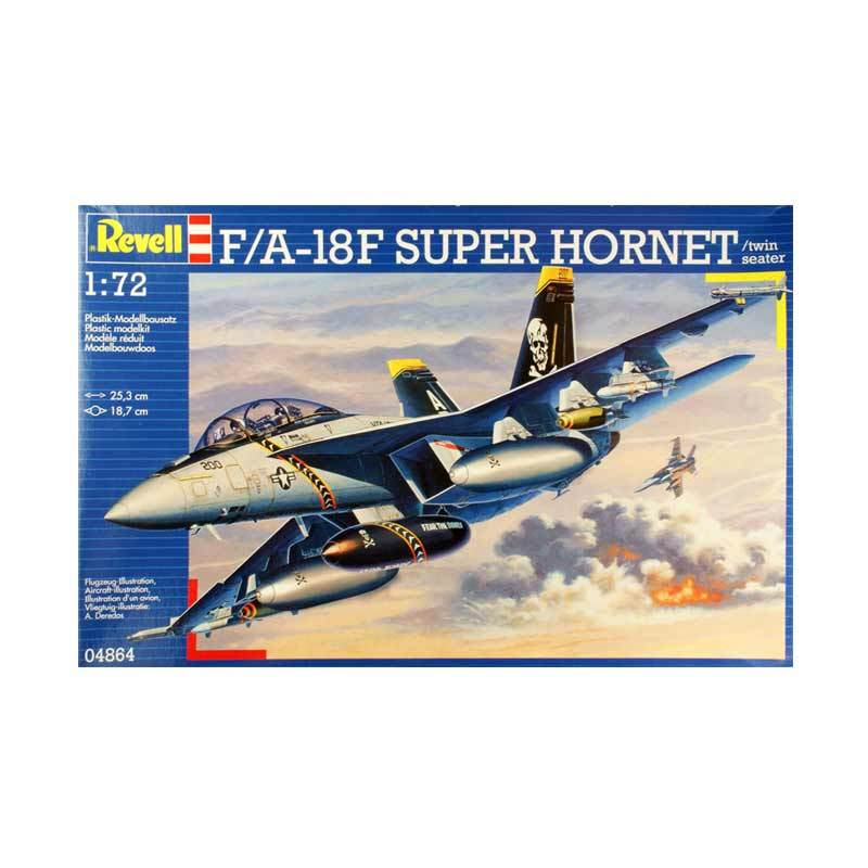 Revell F/A-18F Super Hornet Twin Seater