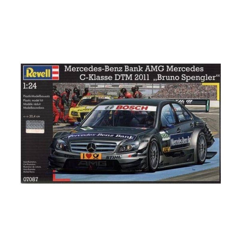 Revell Mercedes-Benz Bank AMG Mercedes C-Klasse DTM
