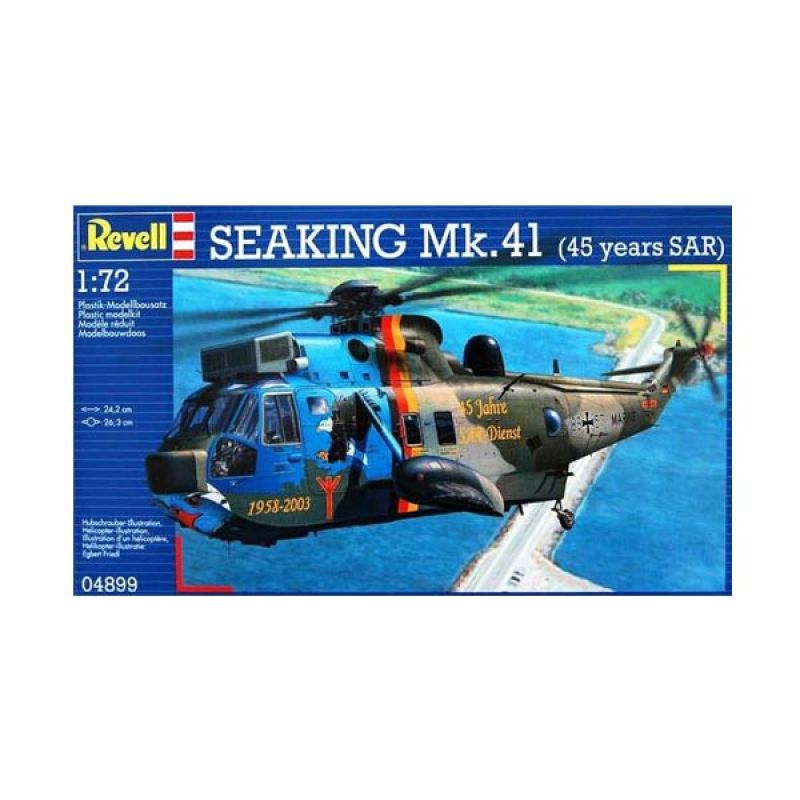Revell Sea King MK.41 (45 Years of SAR)