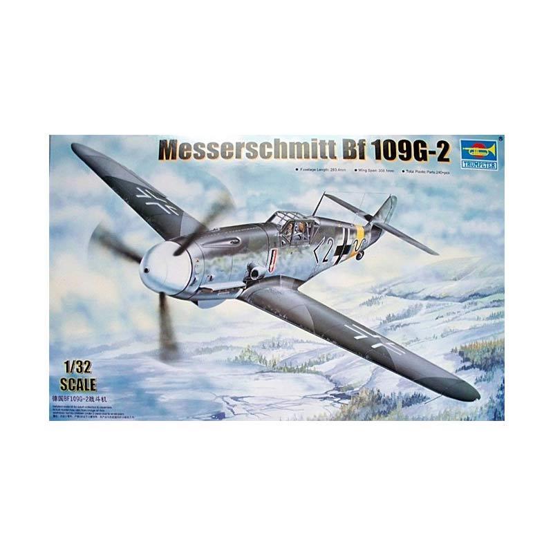 Trumpeter Messerschmitt Bf 109G-2