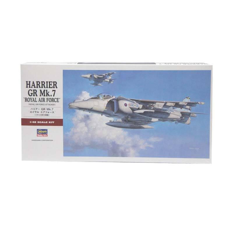 Hasegawa Harrier GR Mk.7 Royal Air Force Attacker